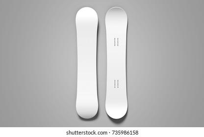 Snowboard Template Images Stock Photos Vectors Shutterstock