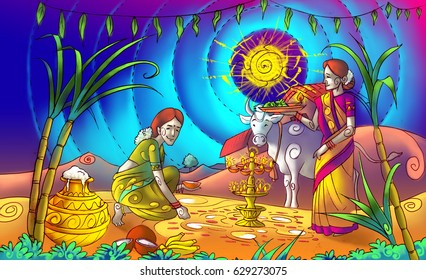 500 Mattu Pongal Pictures Royalty Free Images Stock Photos And
