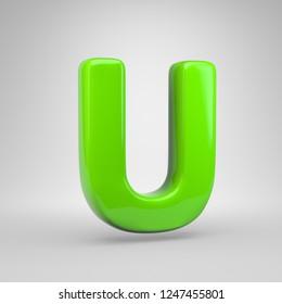Images, photos et images vectorielles de stock de U is for