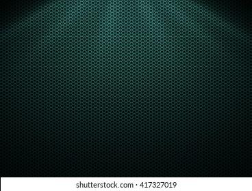 Underwater Metal Plating & light ray