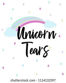 A Unicorn Tears