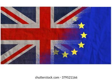 United Kingdom, UK vote on Europe. Voting date June 2016.