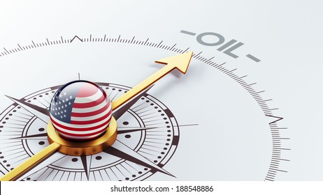 United States High Resolution Oil Concept
