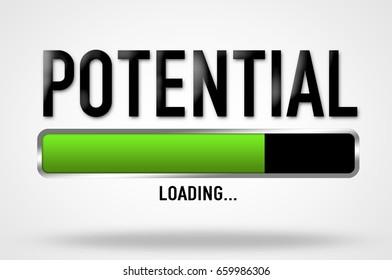 Entsperren Sie Ihr Potenzial - Ladestatus