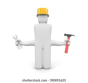 Unskilled worker