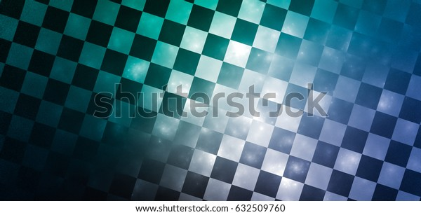 "Unusual abstract background, stylized similar to the checkered flag. For the design in racing cars, competition, rally, speed, competition, championship. The texture is blurred, the effect of ""grain"""