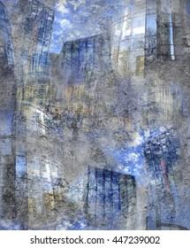Urban texture background
