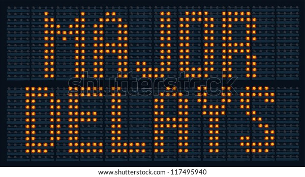 Urban traffic congestion sign saying Major Delays