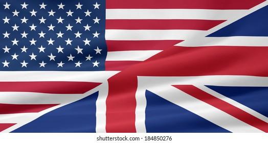 US British flag