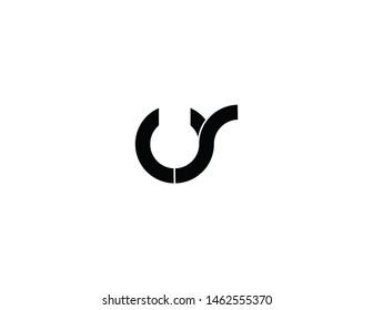 us original monogram logo design