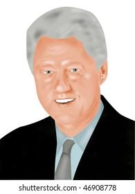"USA  1993 - 2001: William Jefferson ""Bill"" Clinton, 42nd President of the United States. After office years involved in humanitarian work."