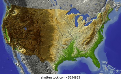 Map Of United States Rivers Images, Stock Photos & Vectors ...