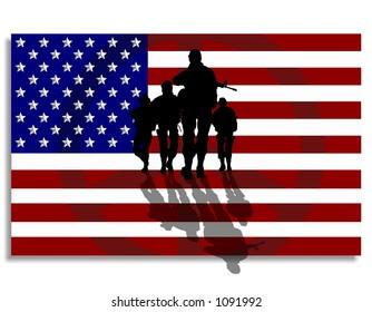 USA - War and Peace