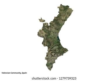 Mapa Mudo Comunidad Valenciana.Royalty Free Mapa Comunidad Valenciana Stock Images Photos