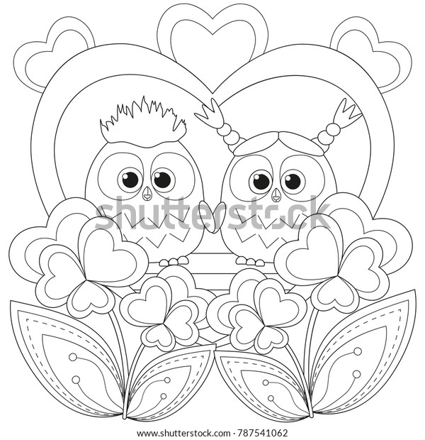 Valentines Day coloring page « Crafting The Word Of God | 620x600