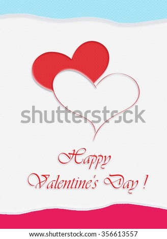 Valentine day greeting cards valentine card stock illustration valentine day greeting cards valentine card messages happy valentines love february 14 greeting m4hsunfo