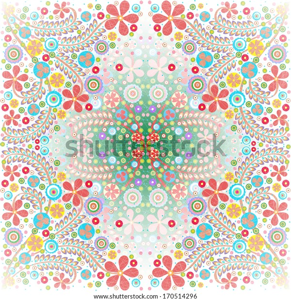 Valentine's Day, floral, flowers greeting card with heart banner. Template frame design for card. Can be used for packaging, invitations, Valentine's Day, decoration, mass print production.