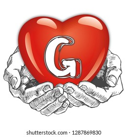G Love S Images Stock Photos Vectors Shutterstock