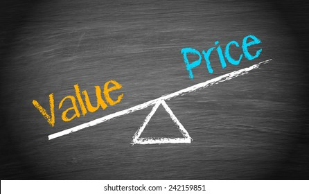 Value and Price - Balance Concept