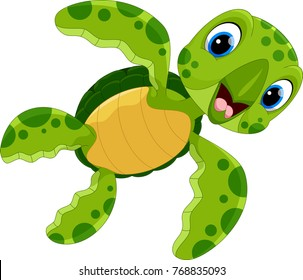 Sea Turtle Clip Art