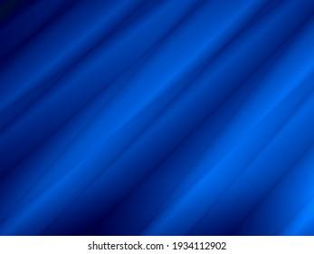 Velvet art blue curtain textile modern beauty background