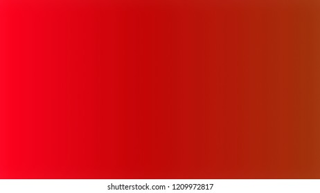 Venetian Red, Bright Fire Brick color. A modern gradient texture background with space for text, degrading fragments and a smooth shape of transition and changing colors.