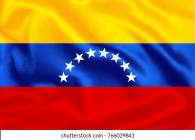 Venezuela Fabric Flag
