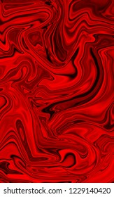 vertical background for instagram red and black abstract messy liquify