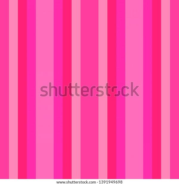 Vertical Lines Deep Pink Hot Pink Stock Illustration 1391949698