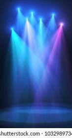 [Vertical type] Spotlight