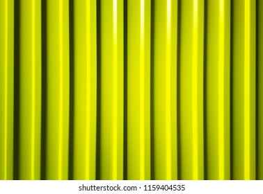 Vertical yellow modern lines background backdrop