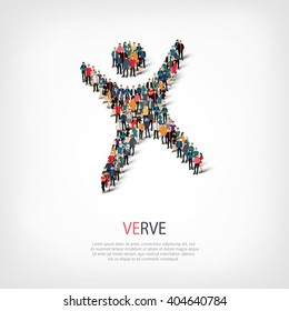 verve people  symbol