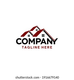 Very attractive and modern logos for real estate, construction, property companies, etc.