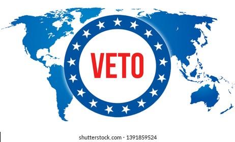 Veto Images Stock Photos Vectors Shutterstock