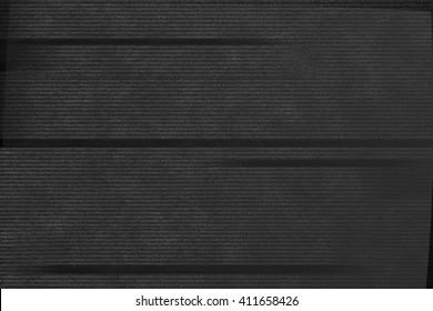 VHS Glitch Texture