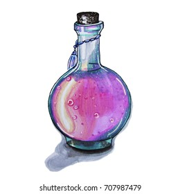 vial of magical potion