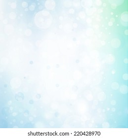 vibrant gradient color background of soft blurred blues and greens in faded blended stripe design