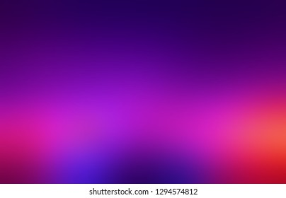 Vibrant violet magenta pink red defocus background. Abstract texture. Blurred pattern. Plain illustration. Ombre backdrop.