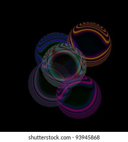 Vibrational String Grouping