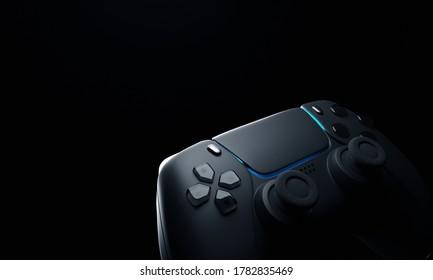 controlador de videojuegos. 3.ª representación