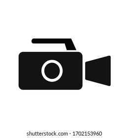 the video recorder camera icon