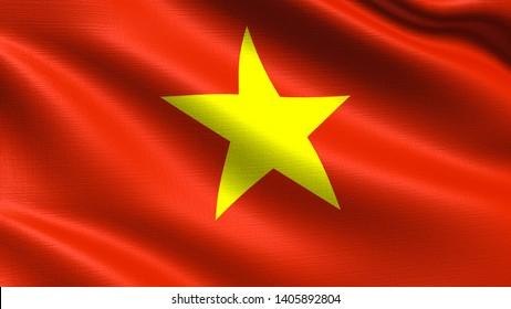 Vietnam Flag Images Stock Photos Vectors Shutterstock