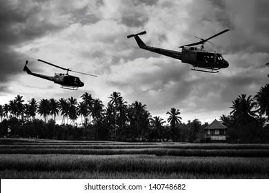 ベトナム戦争の「スタイル」B