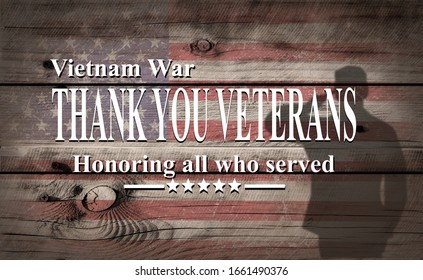 Vietnam War,veterans day, March 29, honoring all who served