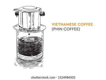 Vietnamese Phin Stock Illustrations Images Vectors Shutterstock