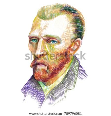 Vincent van Gogh artist