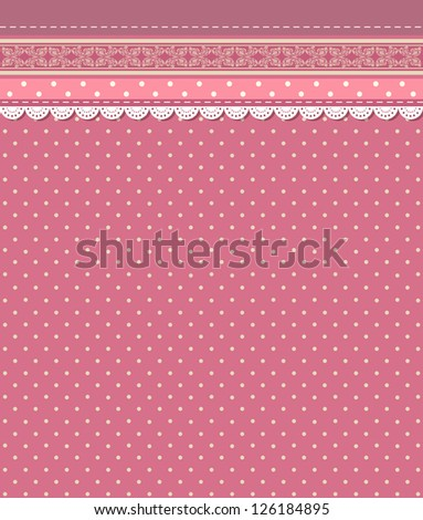 vintage baby pink background for invitation backdrop card new year brochure red