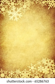 vintage glittering christmas background