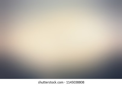 Vintage grey defocused illustration. Blurred background. Smoky vignette. Abstract murky texture. Ombre muddy pattern.