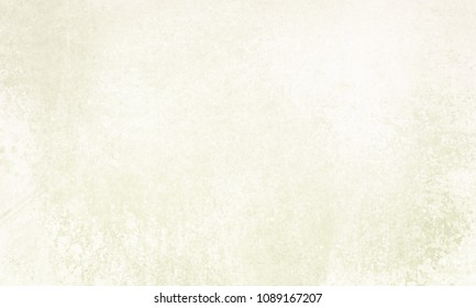 vintage old white background with distressed brown gray grunge texture on borders